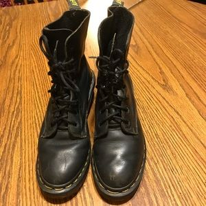 Dr Martens Women's Heel Ankle Boots Size 7